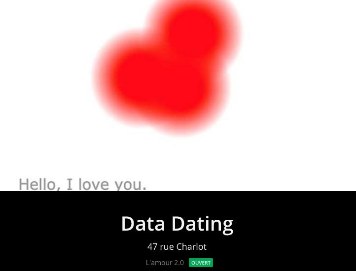 Dating charlot data galerie The Artside